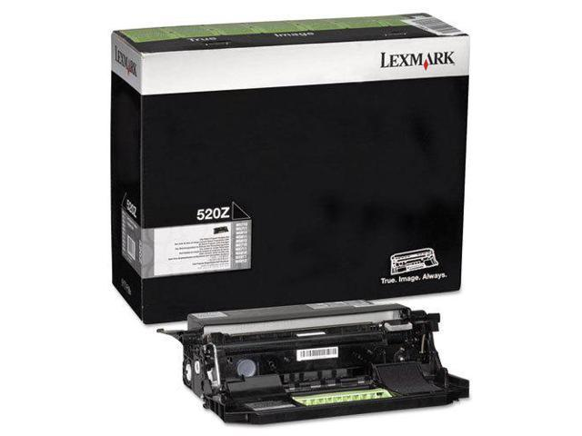 Lexmark 520Z Black Return Program Imaging Unit - 100000 Page Black - 1 Pack - OEM