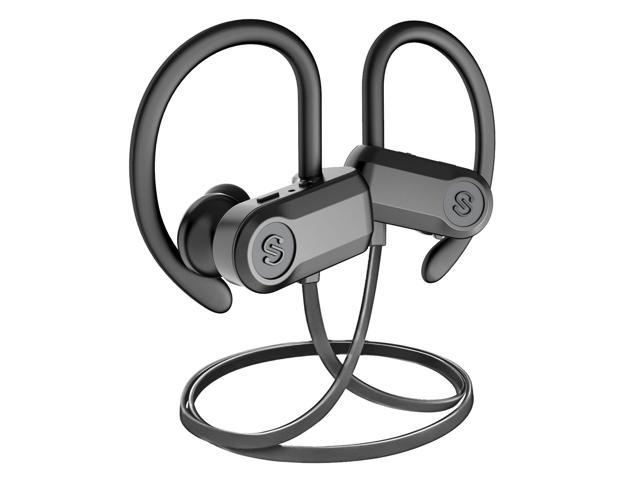 100% top quality on feet at buying cheap SoundPEATS Bluetooth Headphones, Sports Wireless Earbuds, IPX7 Sweatproof  Earphones with Mic, Richer Bass HiFi Stereo in-Ear Earphones, 10 Hours ...