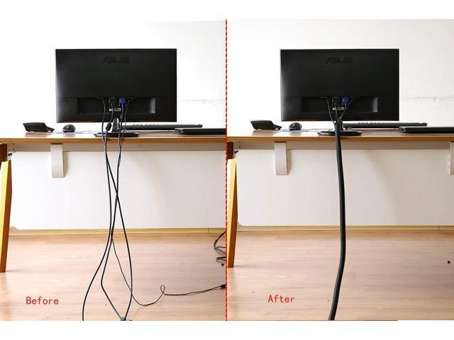 Noir 1 Split Wire Tubing Gaine Alex Tech 3 m