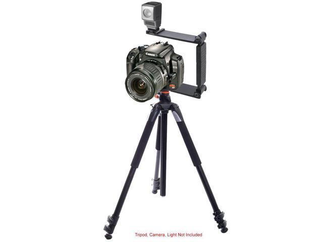 Accommodates Microphones Or Flashes Aluminum Mini Folding Bracket for Nikon D5200
