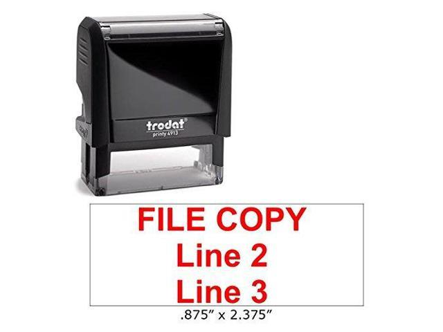 how to refill trodat printy 4913