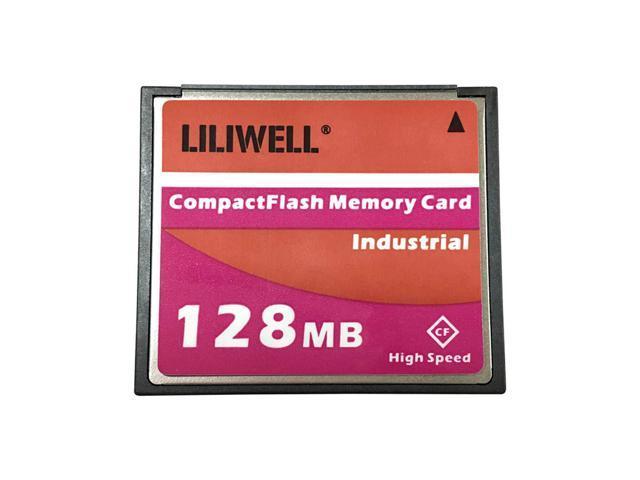 LILIWELL Original 128 MB CompactFlash Card Industrial High Speed Digital  Camera CNC Memory Card 128M - Newegg com