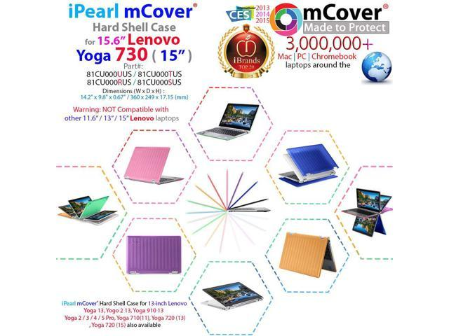 683d45c67375 mCover Hard Shell Case for 2018 15.6