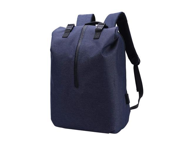 067a20f9c955 Anti Theft Business Laptop Backpack with USB Charging Port 17'' Computer  Canvas Daypack Water Resistant - Newegg.com