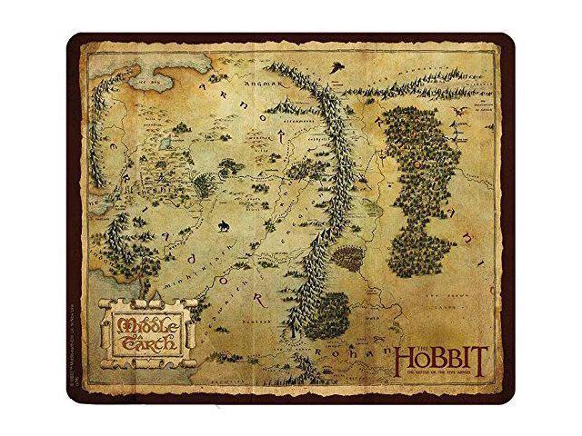 THE HOBBIT Mousepad Map Middle Earth - Newegg.com on bilbo's map, hobbit rivendell map, hobbit battle map, hobbit hobbiton map, thorin oakenshield map, hobbit elves map, the hobbit map, printable hobbit map, hobbit book map, hobbit journey map, hobbit map wallpaper, hobbit bilbo and thorin, hobbit azog figure, the one ring map, hobbit misty mountains map, thorin's map, lego hobbit map, hobbit kom map, lonely mountain map,