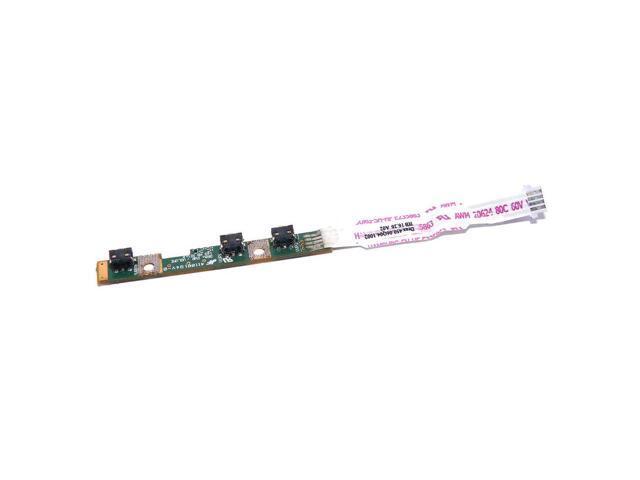 Dell Inspiron 11 3168 3169 3179 P25T 450.06Q04.1002 Power Button Board W//Cable