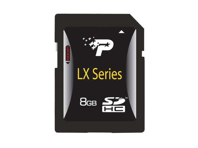 NEW 8Gb Genuine Patriot Memory Card for PANASONIC LUMIX DMC-FX150 Digital camera