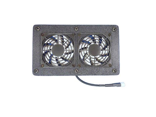 Replacement for PARTS-WA-3FAN-120AC 3 X 120MM AC Cooling Fans for Cabinet