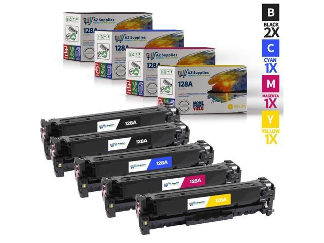 CM1415FNW; CP1525 CP1525NW Ink /& Toner USA Compatible Toner Replacement for HP CE323A Works with: Color Laserjet CM1415 CM1415FN 128A Magenta
