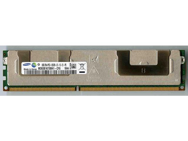 PC3-10600 DDR3 1333MHz Memory Dell PowerEdge R610 R710 R815 R510 12X8GB 96GB