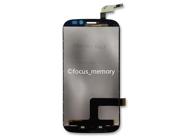 Black ZTE Z818L N818 Touch Screen digitizer +LCD Display Assembly -  Newegg com