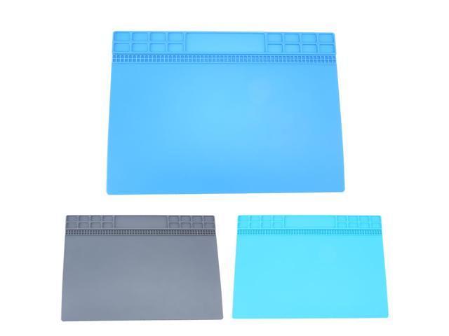 Soldering Repair Station Heat-resistant Silicone Pad Insulation For BGA repair