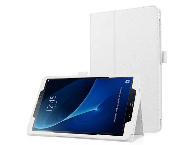 Folding Stand Leather Case Cover For Samsung Galaxy Tab A 10 1 2016 T580N  Protective Leather Case Holder Dropshipping B - Newegg com
