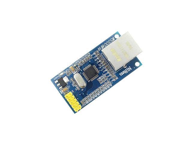 W5500 Ethernet network module hardware TCP / IP 51 / STM32 microcontroller  program over W5100 - Newegg com