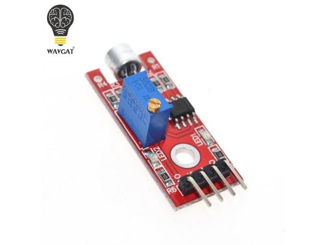 High Sensitivity Sound Microphone Sensor Detection Module For Arduino AVR  PIC small - Newegg com