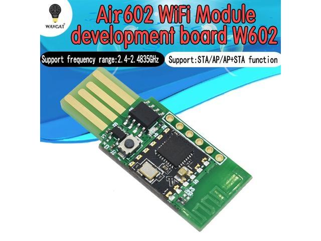 official W600 Air602 WiFi Development Board integrated USB interface and  Antenna Compatible with ESP8266 wifi module - Newegg com