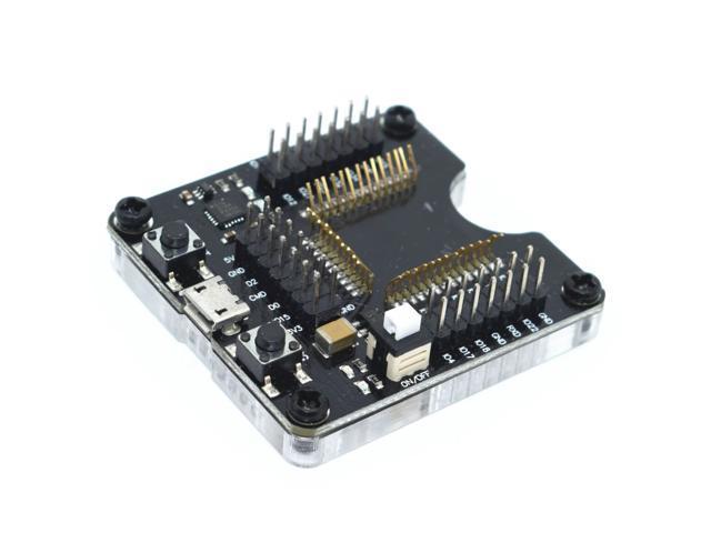 ESP32 test board ESP32-WROVER small batch burn fixture, for ESP-32 module  ESP-WROOM-32 module - Newegg com