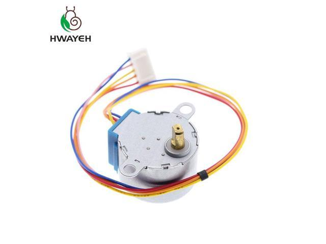 Module ULN2003 Driver Test Module for Arduino,Micro Mini Electric Step Motor for PIC 51 AVR 5V Stepper Motor 28BYJ-48