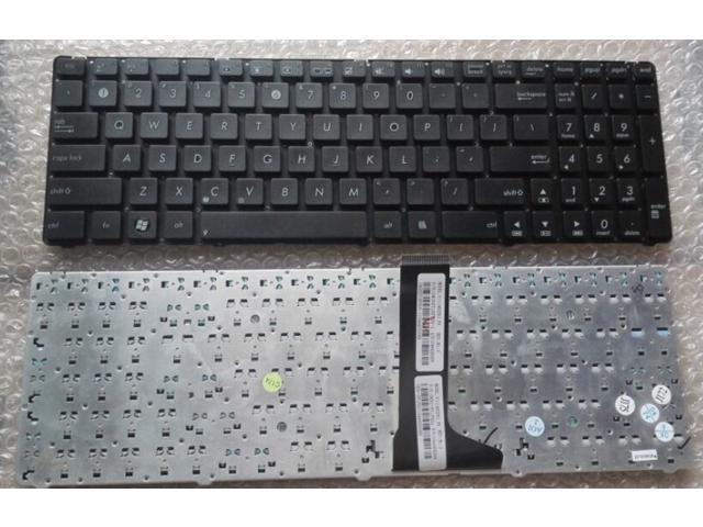 New FOR ASUS U56 U56E U56E-BBL6 U56E-EBL8 series laptop US keyboard black