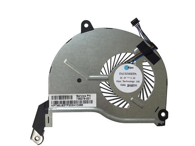 For Toshiba Satellite L775-15N CPU Fan