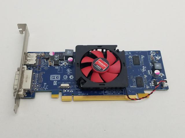 Lot of 10 ATI AMD Radeon HD7470 1GB DDR3 SDRAM PCI Express x16 Video Card