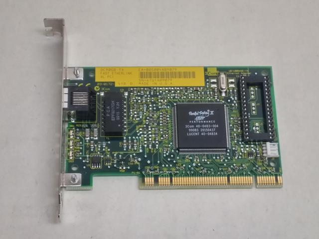 3COM FAST ETHERLINK PCI CONTROLLER DRIVERS DOWNLOAD (2019)