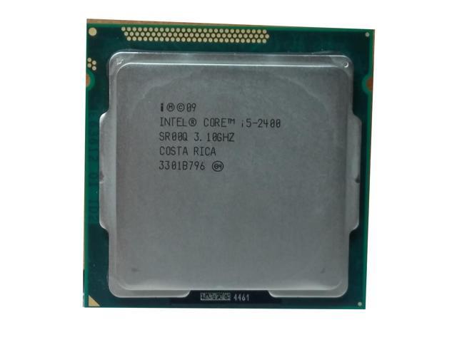 Intel Quad Core i5-2400 3.10GHz SR00Q Socket 1155 Computer CPU Processor