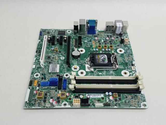 HP 717372-002 EliteDesk 800 G1 LGA 1150/Socket H3 DDR3 SDRAM Desktop  Motherboard - Newegg com