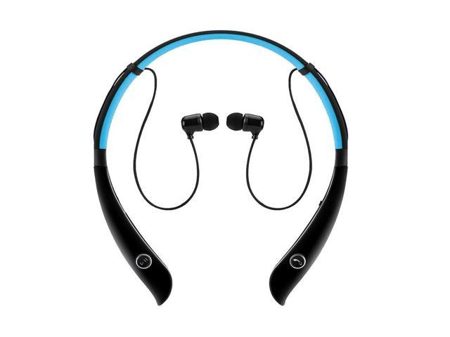 Hv 930 Bluetooth Neckband Headphones Wireless Earbuds Stereo Headset Hand Free Sports In Ear Noise Cancelling Earphone With Mic For Iphonex 8 7 6 Android Newegg Com