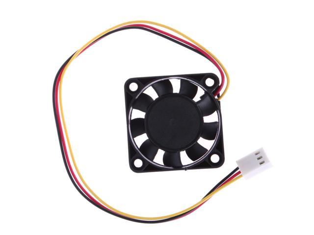 3Pin 40mm Computer CPU Cooler Cooling Fan PC  40x40x10mm DC 12V for 3D Printer