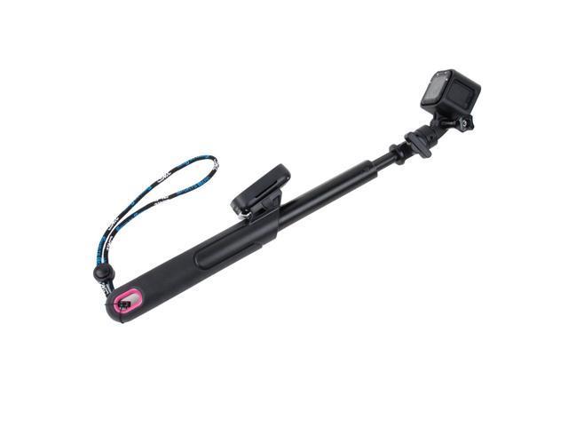 Length: 12-23cm Blue for Sports C Selfie Stick Multi-Functional Foldable Tripod Holder Selfie Monopod Stick for GoPro HERO5 Session //5//4 Session //4//3+ //3//2 //1 Xiaoyi Sport Cameras