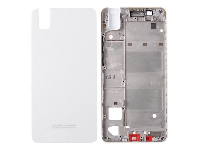 iPartsBuy Huawei Honor 7i Front Housing LCD Frame Bezel Battery ...