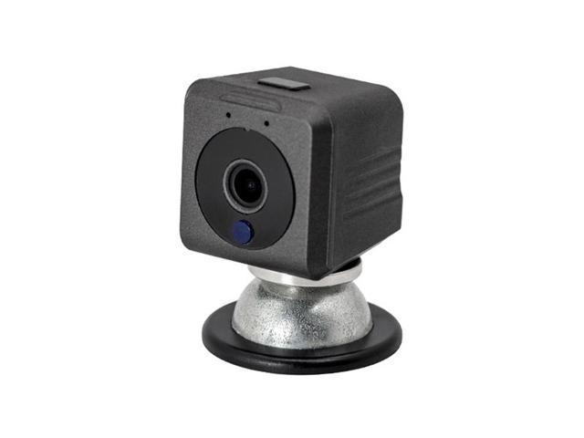Black Color : Black with IR Night Vision /& Built-in Magnet Function /& Mobile Phone Remote Control Camera A1081 720P P2P IP Camera//Wireless WiFi Remote Monitoring Mini DV Camera