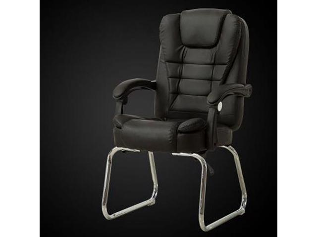 Stupendous Qz 7 Home Modern Simple Computer Chair Office Boss Chair Conference Chair Lounge Chair Black Caraccident5 Cool Chair Designs And Ideas Caraccident5Info