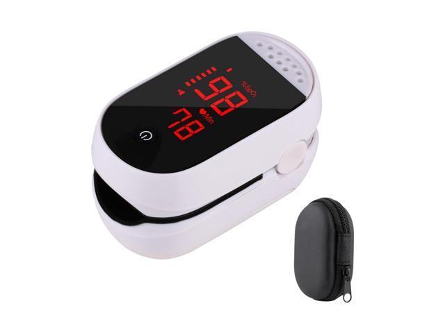 B1 Precision Medical Pulse Oximeter(White) - Newegg com