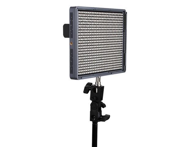 GuiPing 30W 1690LM 60 LEDs SMD 5730 5500K Aluminum Base Light Panel for 60cm Studio Tent Durable Color : Black
