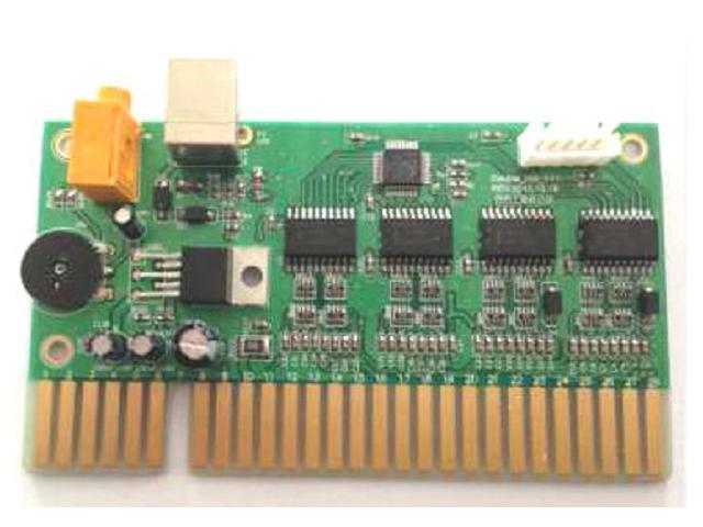 Double Players Arcade JAMMA to PC USB PS//3 Converter Controller boards for MAME