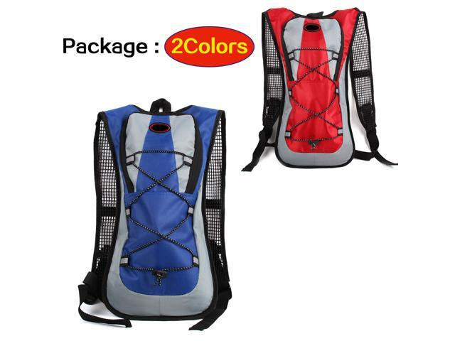 2 Colors Cycling Bicycle 5l Water Bag Sports Running Hiking Climbing Hydration Backpack Newegg