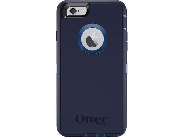 best sneakers 22a81 fa899 OtterBox DEFENDER iPhone 6/6s Case - Retail Packaging - INDIGO HARBOR  (ROYAL BLUE/ADMIRAL BLUE) - Newegg.com