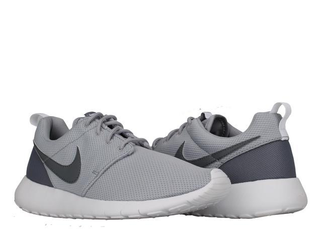 the best attitude 735b7 a13b6 Nike Roshe One (GS) Wolf Grey/Cool Grey-White Big Kids Shoes 599728-028  Size 7 - Newegg.com