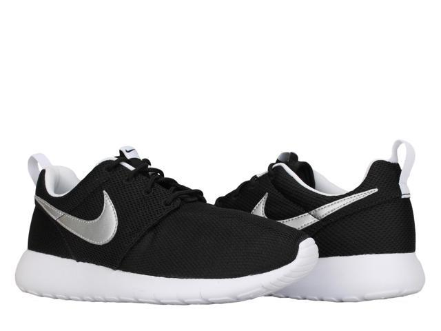 Nike Roshe One (GS) BlackSilver White Big Kids Running Shoes 599728 021 Size 6.5