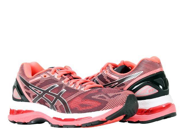 new product 317c8 ffa32 Asics Gel-Nimbus 19 Black/Silver/Diva Pink Women's Running Shoes T750N-9093  Size 6.5 - Newegg.com