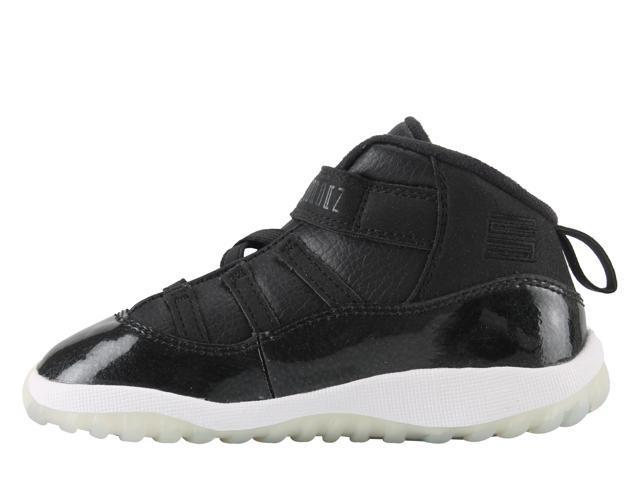 campus black sport shoes