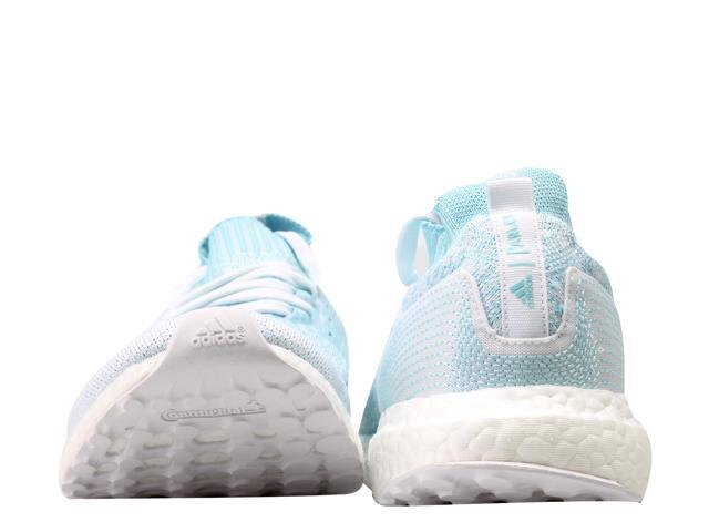 timeless design 8ac22 e4ae6 Adidas UltraBOOST Uncaged Parley Icey Blue/White Men's Running Shoes CP9686  Size 9 - Newegg.com