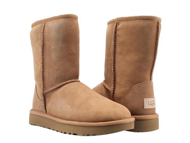 fc0b7a45a85 UGG Australia Classic Short II Chestnut Women's Boots 1016223-CHE Size 5 -  Newegg.com