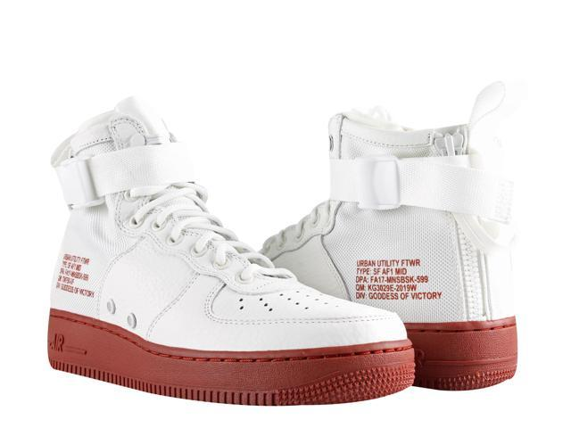 Nike SF AF1 Air Force 1 Special Forces Ivory/Mars Stone Men's Shoes  917753-100 Size 12 - Newegg com