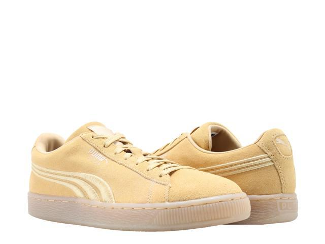 new arrival b4db3 c37ee Puma Suede Classic Badge Iced Taffy Men's Sneakers 36448303 Size 10 -  Newegg.com