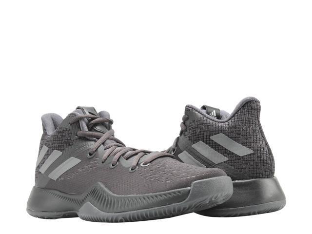 Adidas Mad Bounce J Black/Black/Grey