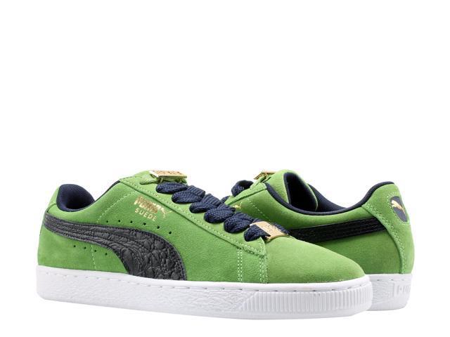 129b15c1 Puma Suede Classic BBOY Fabulous Green-Peacoat Men's Casual Sneakers ...