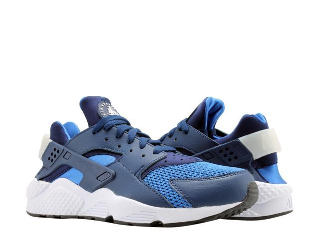 official photos 1ee48 31bd9 Nike Air Huarache Blue Void/Blue Void-White Men's Running Shoes 318429-421  Size 8 - Newegg.com